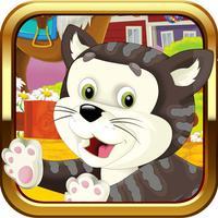 Animal Farm Points - Preschool Games