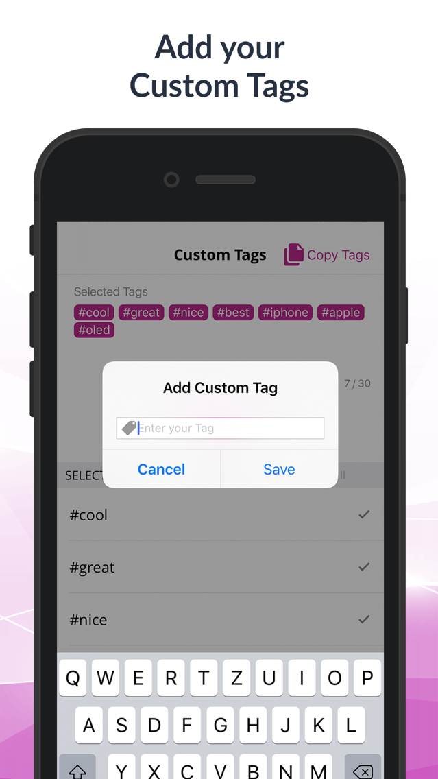 Hashtags for Instagram Likes App for iPhone - Free Download