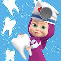 Masha and the Bear: Dentist