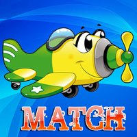 Matching Vehicle Cards Game for Kindergarten Free