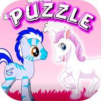 Pony Puzzles Slide