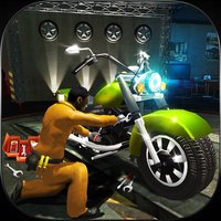 Motor Bike Mechanic Simulator 2017: Fix It