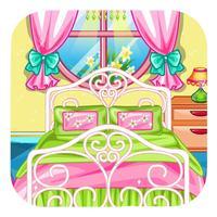 Princess Room-Games for Kids