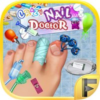 Crazy Toe Nail Doctor Surgery - Free Kids Games
