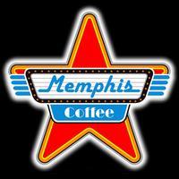 Memphis Coffee, The fabulous 50's