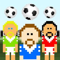 Dribble of Head . Endless Soccer