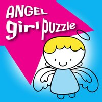 Angel Girl Puzzle Game
