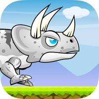Dinosaur Runner - in the good land