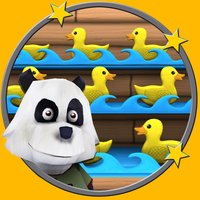 pandoux shooting duck for kids - free game