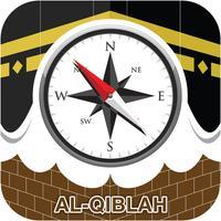 Qibla Compass Direction - اتجاه بوصلة القبلة