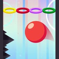 Hoop Wall Color Ball