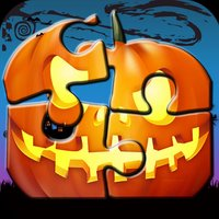 AAA Jigsaw for evil halloween