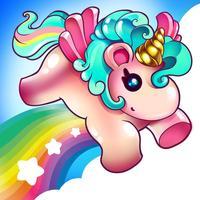 Unicorn fun running games