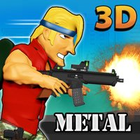 Metal Commander 3D- Cold War Slug