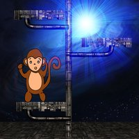 Monkey's Space Journey