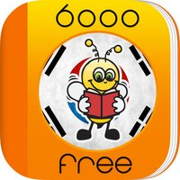 6000 Words - Learn Korean Language for Free