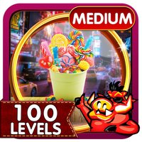 City Treat Hidden Objects Game