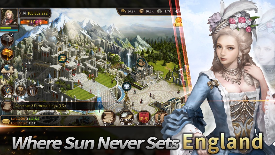 Civilization War: Strategy SLG App for iPhone - Free