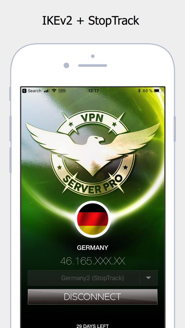 VPN Server PRO Client App for iPhone - Free Download VPN