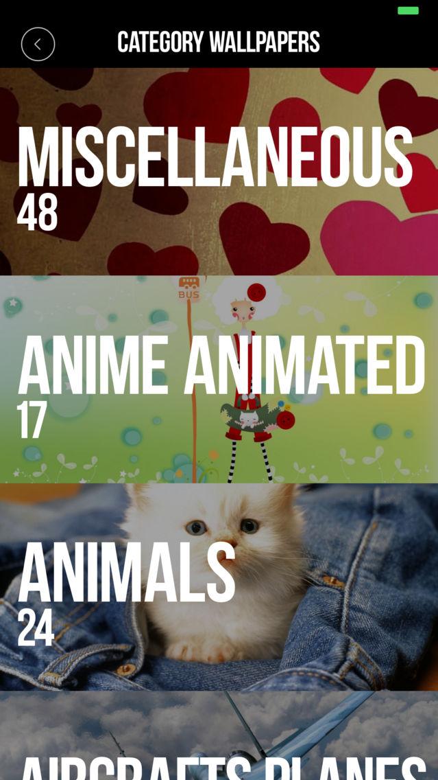 Mobi Wallpapers App for iPhone - Free Download Mobi