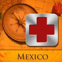Mexico City, True Emergency Maps