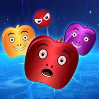 Apple Fruits Bubble Blast Pro