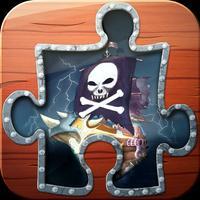 Caribbean Pirates Puzzle