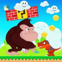 Jump Kong - Super Adventure Free