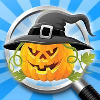 Halloween Hidden Objects game