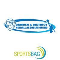 Camden & District Netball Association - Sportsbag