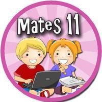 Matemáticas 11 años