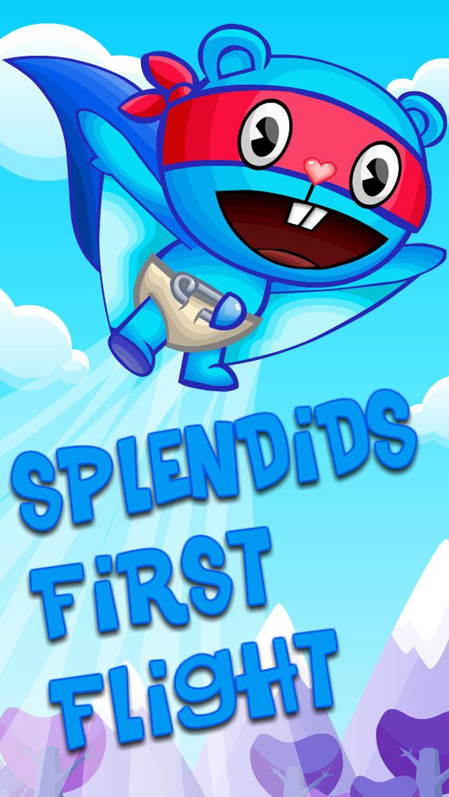 Splendids First Flight Happy Tree Friends Edition App For Iphone