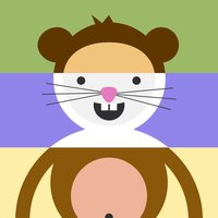 Toddler Zoo - Mix & Match