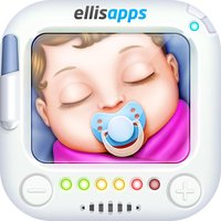 Bed Time Baby Monitor Camera