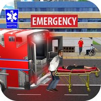Ambulance Rescue Driving Games