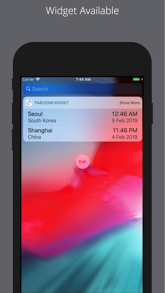 World Clock - Able To Set Date App for iPhone - Free