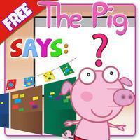 Peppy Pig Says: Brain Game