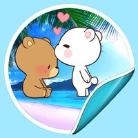 Lovely Bears Stickers