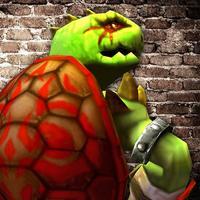 Mutant Turtle Escape Crazy Hospital: Survival Game