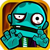 Zombie Survival - Attack of the Robot Fun Maze Game