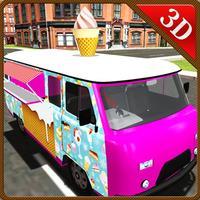 Ice Cream Delivery Truck & Transporter Simulator