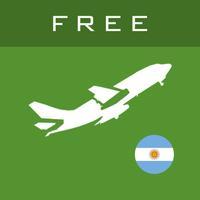 Argentina Flight FREE