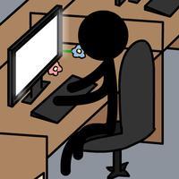 Office Death - Stickman Edition