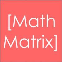 [Math Matrix] -Matrix Calcular