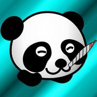 Puffing Panda