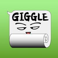 Mr. Bubble Messenger English Stickers