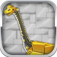 Plesiosaurus: Robot Dinosaur - Trivia & Funny Puzzle Game