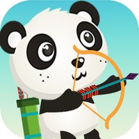 Panda Archer:Archery Match