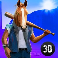 Crazy Crime City Shooter 3D Full