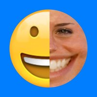 Emoji Face Keyboard — You as a GIF in iMessage